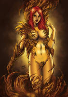Witchblade Colors by CrisstianoCruz