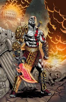 kratos Colors .