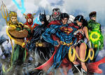 JLA Colors