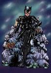 Catwoman Michelle Pfeiffer Colors