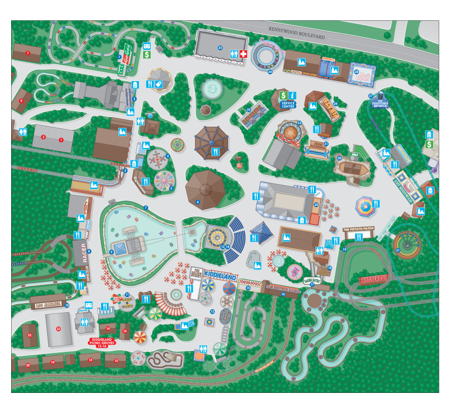Amut Park Map Illustration by epajer on DeviantArt Kennywood Map on lehigh valley international airport map, kings dominion map, seaworld map, consol energy center map, delgrosso's amusement park map, wyandot lake map, six flags map, michigan's adventure map, oakmont country club map, lesourdsville lake amusement park map, pnc park map, holiday world map, dollywood map, funtown splashtown usa map, walibi holland map, kings island map, disneyland map, white swan park map, mt. olympus water & theme park map, cedar point map,