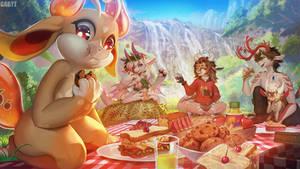 Family Friendly picnic1