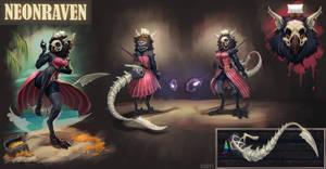 NeoRaven - Character Sheet