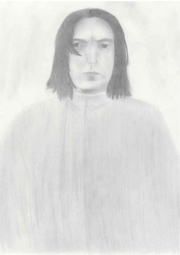 Galerie De Dessins Sublimissimes de Marie Helena Severus_snape_by_lovevalentinesday-d3fix79
