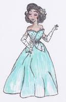 Designer Disney: Tiana by RainbowMachete