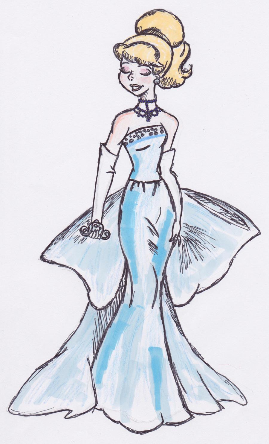 Designer Disney: Cinderella by TheGirlOnXboxLive