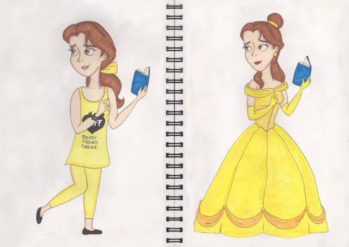 Wreck it Ralph 2- Belle