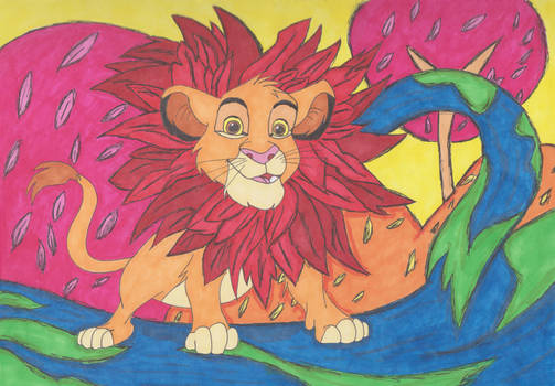 I'm Gonna Be The Mane Event