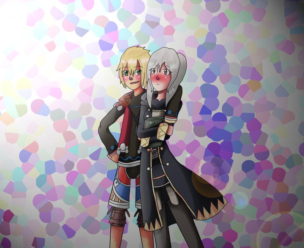 So I have a crack ship by yoshibuya