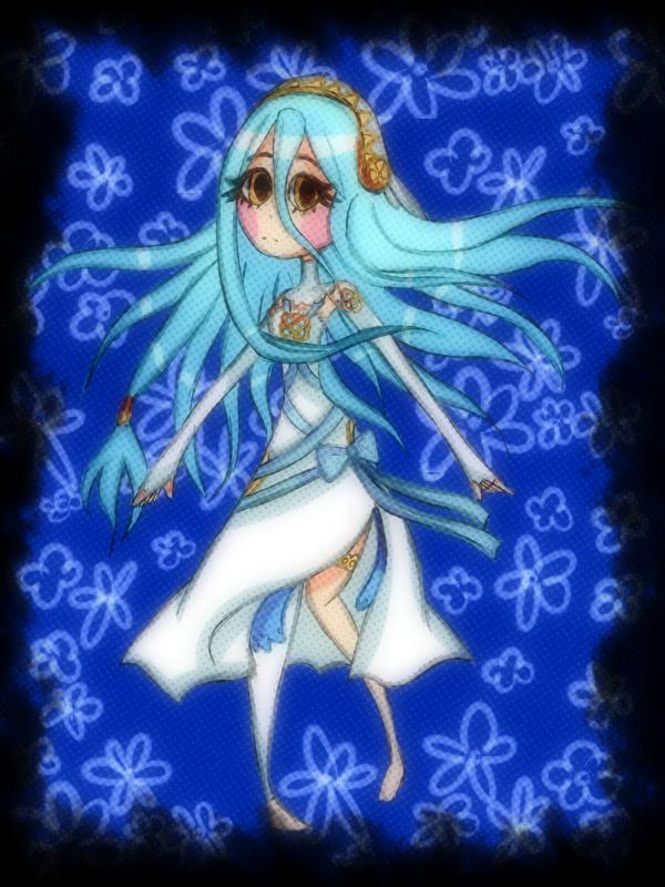 Aqua  by yoshibuya