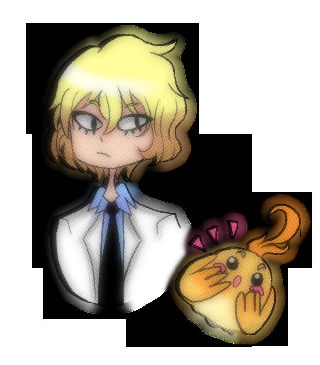 Klaus and Riki by yoshibuya