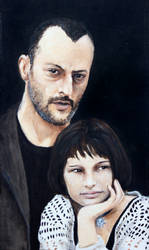 Leon and Mathilda, the professional