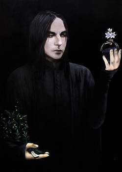 Severus Snape Asphodel and wormwood