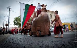 Jagiellonian Fair Parade by vertiser