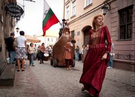 Jagiellonian Fair Parade 2 by vertiser