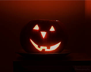Happy Halloween :) by vertiser
