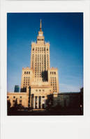 Palace of Culture and Science by vertiser