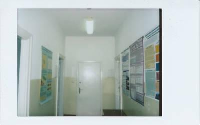 A corridor by vertiser