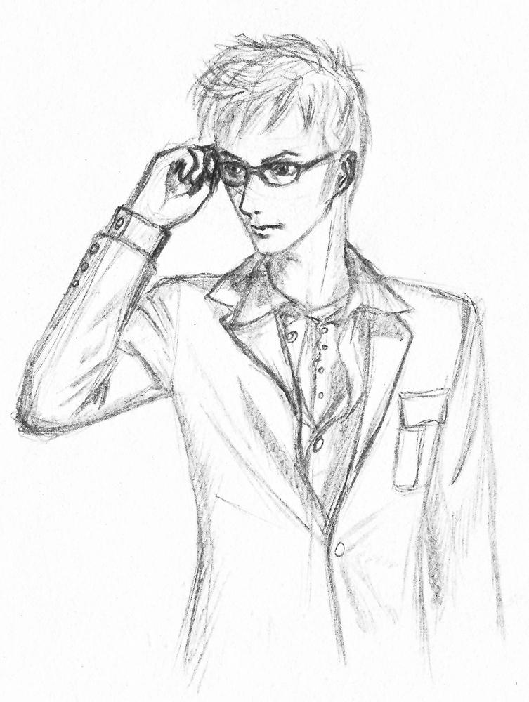 DW Sketch by Aerlin