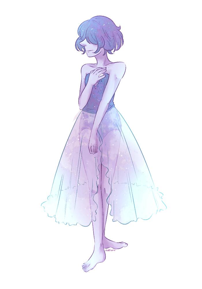 From The Answer episode Blue Pearl (c) Rebecca Sugar / Steven Universe.