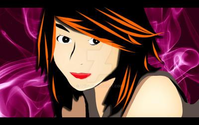 First Vector Art by lhi04