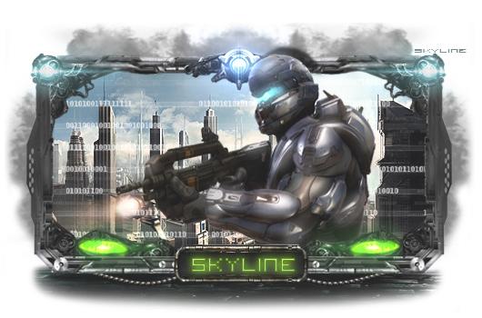 TechSky1 by skyline157