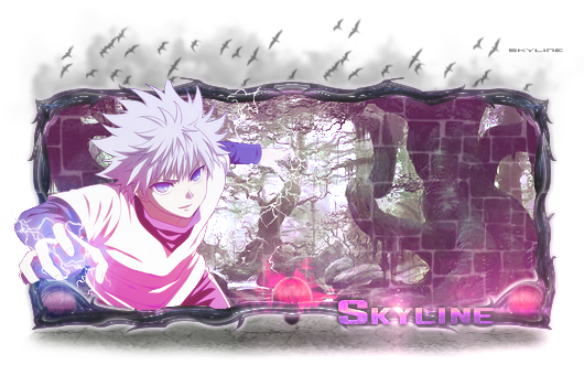 testeKillua by skyline157