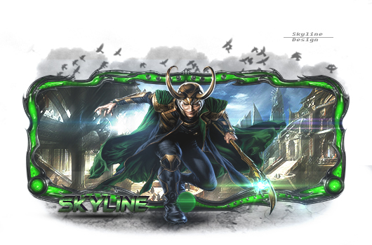 SignLoki by skyline157