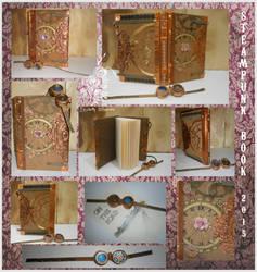 Steampunk Book 2015 by Wolfke74