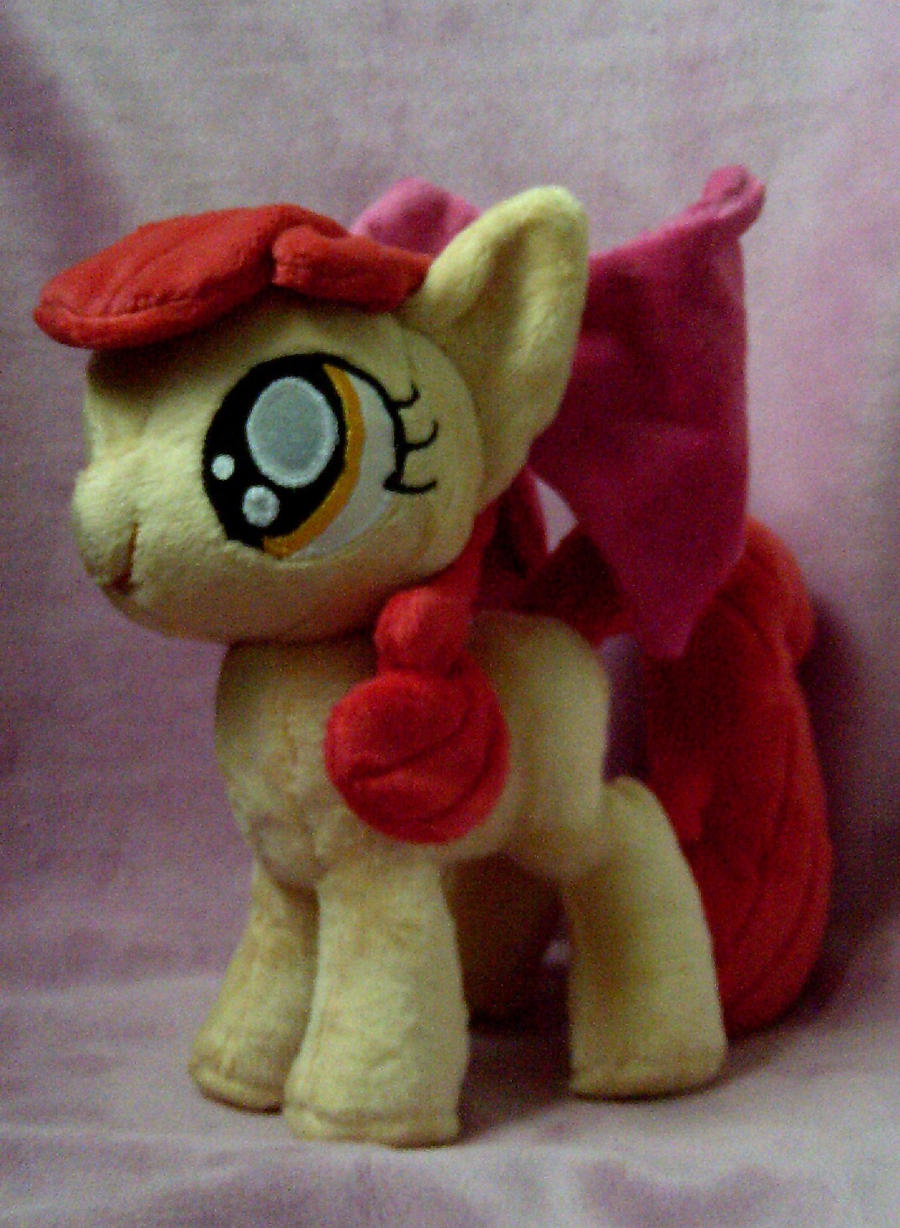 Apple Bloom Plush by SillyBunnies