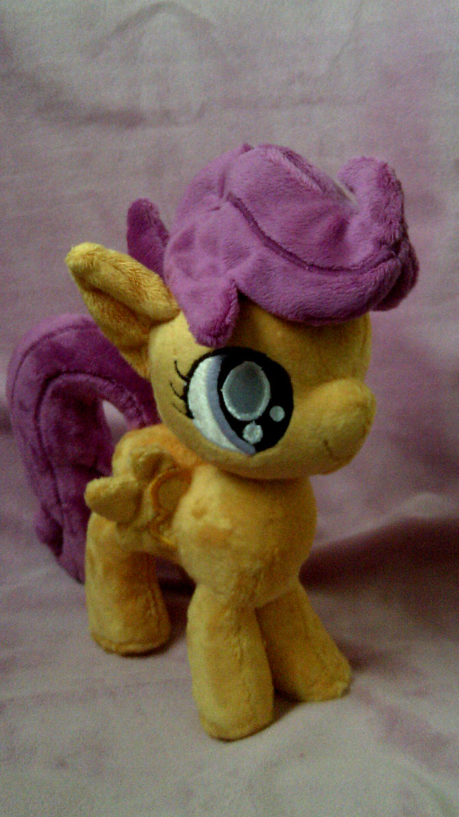 Scootaloo 2 by SillyBunnies