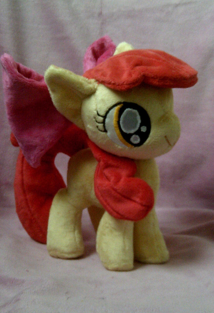 Apple Bloom 2 by SillyBunnies