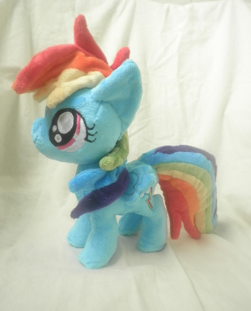 My Little Dashie 2.0 by SillyBunnies