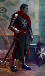 Adrian's Armor, by Chirun