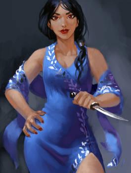 Ayla Hatun by Chirun