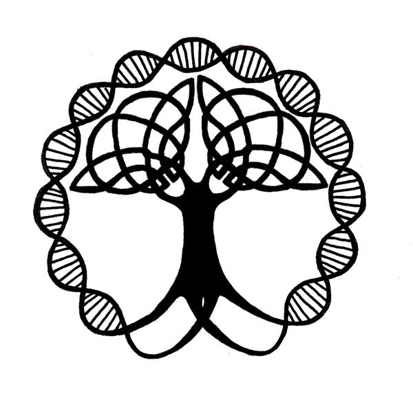 DNA Tree of Life by TattoosbyBegan on DeviantArt