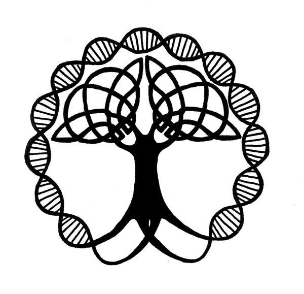 DNA Tree of Life by TattoosbyBegan on DeviantArt