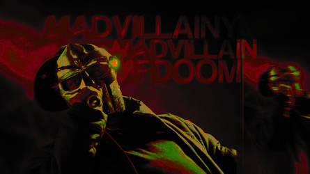 MF Doom. by Nozirrah