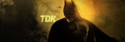The Dark Knight by Nozirrah