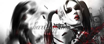 harley quinn. by Nozirrah
