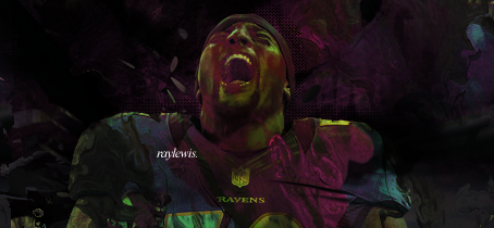 Ray Lewis. by Nozirrah