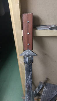 2h sword wip(almost finished close up)