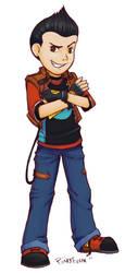 Kingdom Hearts - Wilbur by PinkyFreak247