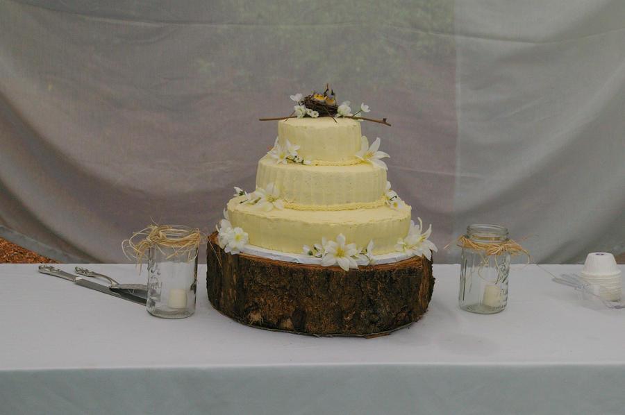Cake Artist Meaning : Redneck I Mean Rustic Wedding Cake by Foxbear on DeviantArt
