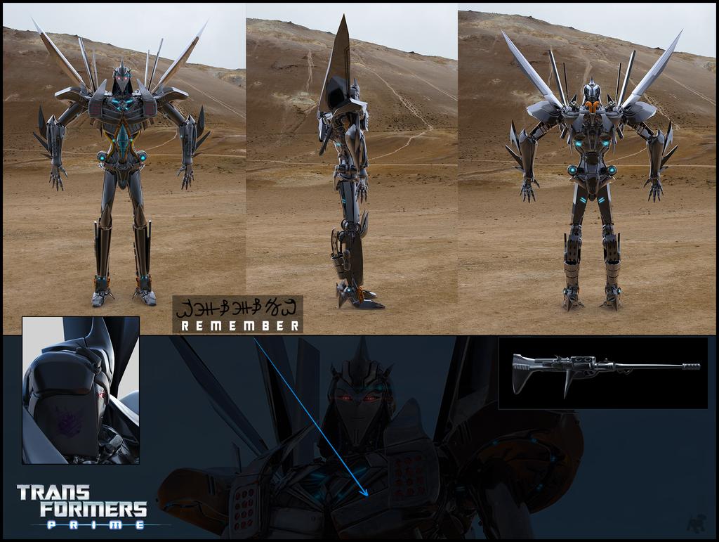 Top 12 Transformers Prime Megatron Fanfiction - Gorgeous Tiny