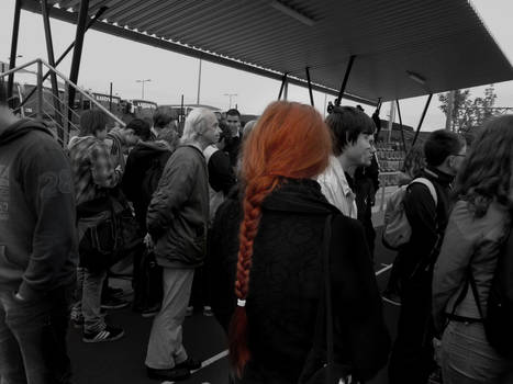 Alone in the Crowd...