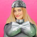 Robot Doll iJustine
