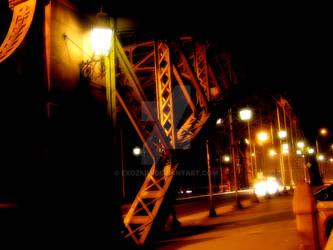 Wroclaw by night 1