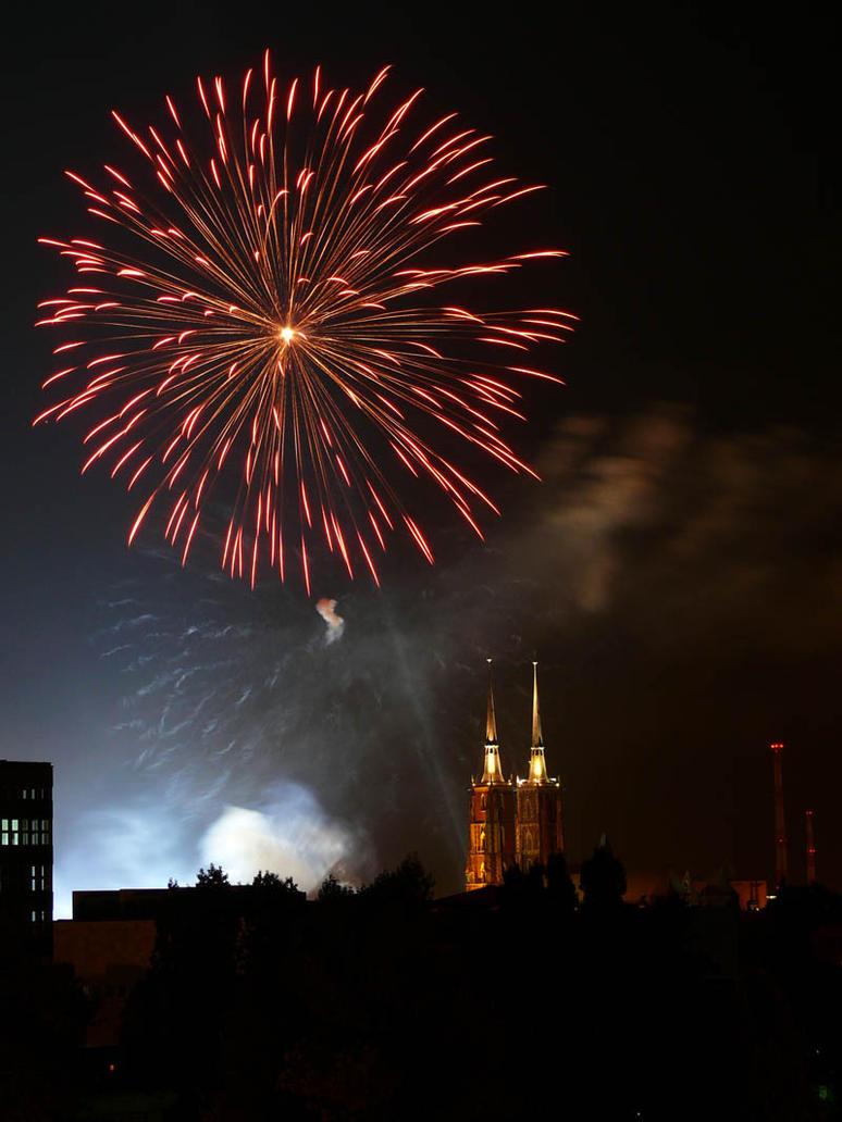 Fireworks 1 by exozium