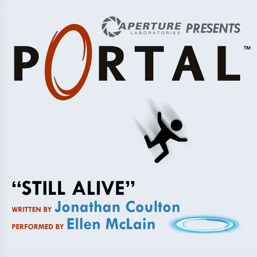 Portal Soundtrack Single by wilkee